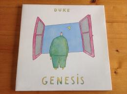 """GENESIS """"duke"""" LP 1st FRENCH Press - Rock"""