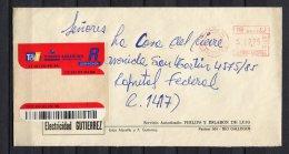 Argentina, Argentinien,  Suisse, Schweiz,  1995 ,EMA, Freistempel, - Postal Stationery