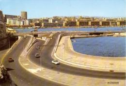 MARSEILLE: Le Tunnel Routier Sous Le Vieux Port - Puerto Viejo (Vieux-Port), Saint Victor, Le Panier