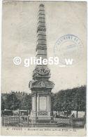 VESOUL - Monument Aux Soldats Morts En 1870 - N° 37 - Vesoul