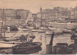 Cp , 13 , MARSEILLE , Un Coin Du Vieux Port - Vieux Port, Saint Victor, Le Panier