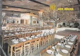 """Espagne > Islas Baleares > Mallorca PREDIO """"SON AMAR"""" (barbecue) Farm House View Of The Roating Place*PRIX FIXE - Mallorca"""