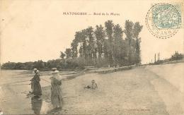 MATOUGUES - Bord De La Marne        -- Lagrange - Autres Communes