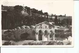 CHURCH OF GETHSEMANE  SELLO DE JORDAN    OHL - Jordanië