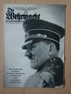 Die Wehrmacht:, Zum 50. Geburtstag Des Führers - German