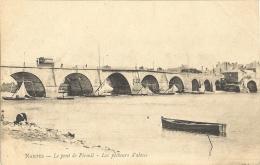 NANTES -   Le Pont  Pirmil Les Pecheur   D Aloses( Precurseur)  158 - Nantes