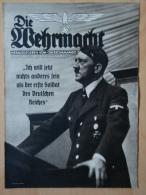 Die Wehrmacht:, Ich Will Jetzt Nicht Anders Sein Als Der Erste Soldat Des Deutschen Reiches - German