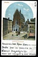 cpa de Pologne  Krakow. Kosciot XX Dominikanow , couvent des P�res Dominicains  MABT36