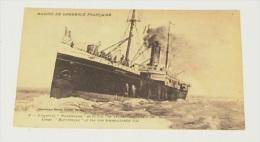 """Marine De Commerce - Paquebot """" Martinique """" De La Cie Gle Transatlantique   :::: Bateaux - Paquebots - Commerce"""