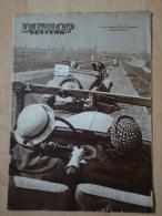 Werkszeitung, Dunlop-Zeitung, Nr. 8, August 1935 !! - KFZ