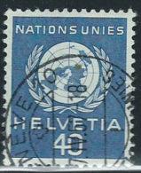 Svizzera 1955 Servizio Usato - Mi.21  Yv.365 - Servizio