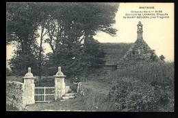 Cpa  Du 22  Chapelle De Saint Golgon Près De Trégastel Environs De Lannion  No 6135   MABT37 - Trégastel