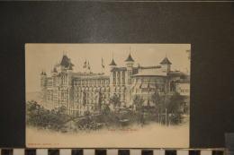 CP, Suisse, Caux Palace Hotel Edition Corbaz Et Cie Lausanne Dos Simple Precurseur - Unclassified