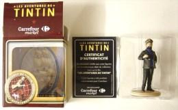 "Figurine Capitaine Haddock - Collection Carrefour Market ""Les Aventures De Tintin"" - Tintin"