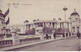 D7 1008 - BELGIQUE - GAND 1913 - (animé) Le Château D´eau - A.S. - Gent