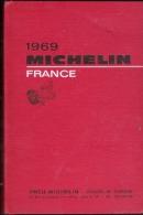 GUIDE  MICHELIN 1969 - Michelin (guides)