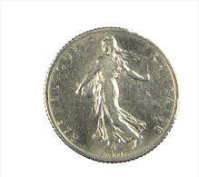 France -  1 Ffranc - 1910 - TB+ - H. 1 Franc