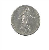 France -  1 Ffranc - 1909 - TB - H. 1 Franc