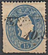 AUTRICHE Empire 1861 Y&T N° 21 Obl Used - Usati