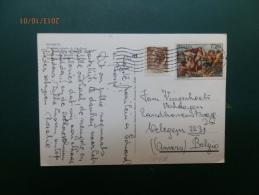 IT 1046     CP  POUR BELGIO - 1971-80: Marcophilia