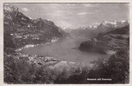 Brunnen Mit Urnersee - SZ Schwyz