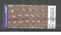 Aus Aborigine Design Aus $ 3,30