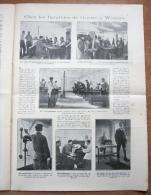 """Magazine Avec Article """"Chez Les Invalides De Guerre à Woluwé"""" 1920 - Oude Documenten"""