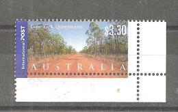 Aus  Cape York Natiomal Park Aus $ 3,30 Mit Eckrand