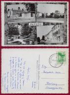 SLOVENIA-YUGOSLAVIA, SEZANA,RAILWAY SEZANA-BEOGRAD CANCELLATION 1962 - Slovenia