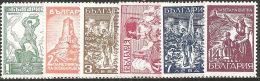 Bulgaria 1934 Nuovo** - Mi.260/5  Yv.238/43 - 1909-45 Regno