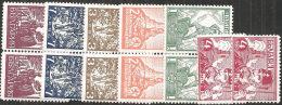 Bulgaria 1934 Nuovo** - Mi.260/5  Yv.238/43  X2 - 1909-45 Regno