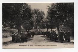 CPA 89 :  SENS  Bon Pasteur Cour De Récréation   1934   VOIR  DESCRIPTIF   §§§§ - Sens
