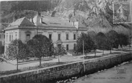 Le Palais De Justice - Moutiers