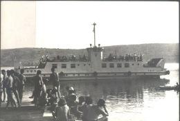 """CROATIA - HRVATSKA - KRALJEVICA - TRAJEKT  """"VOZ"""" (Wagon) Rijeka - 1966 - Croacia"""