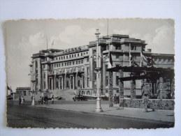 "Ostende Palais Des Thermes Oostende Badenpaleis Ostend Thermal-Baths Palace Vlagstempel ""word Piloot Bij De Luchtmacht"" - Oostende"