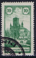 Poland Local Issues 1918 Zarki, Mi 8 Used - ....-1919 Provisional Government