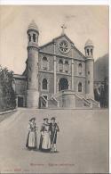 8107 - Montreux Eglise Catholique - VD Vaud