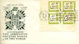 FDC Canada 1959 - Omslagen Van De Eerste Dagen (FDC)