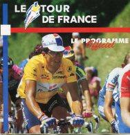 Tour De France Programme Officiel 1995 - Programs
