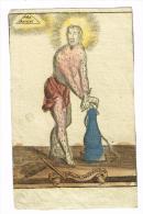 """IMAGE RELIGIEUSE Colorisée, 13 X 8 Cm, """"Sola Charitas"""" - Images Religieuses"""