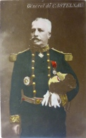 Général De Castelnau - Characters