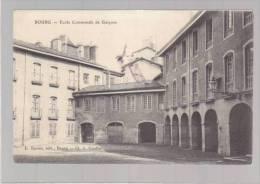 Ain - Bourg - L'école Communale De Garçons - Voir état - Otros