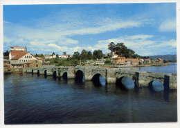 Espagne--BAYONA--LA RAMALLOSA--Pont Romain  ,cpm N° 3459  éd   Postales Fama--carte Pas Très Courante - Espagne
