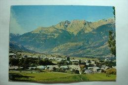 D 05 - Villard Saint Pancrace - La Chaine De Montbrison Et Les Tenailles - Unclassified