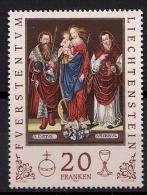 1997 Liechtenstein Yv. 1092 Mi. 1151 **MNH  Landespatrone - Unused Stamps
