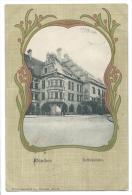 MÜNCHEN (Allemagne) - Munich - Hofbräuhaus - La Plus Grande Brasserie De Munich - Postée 1902 - Muenchen