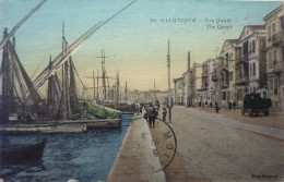 Salonique : Les Quais - Grecia