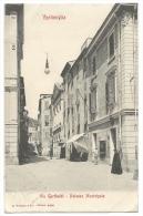 VENTIMIGLIA (Italie) - Via Garibaldi - Palazzo Municipale - Italie