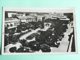 AIN TEMOUCHENT - Place GAMBETTA, Et Monument Aux Morts - Blida