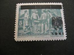 F5860a- Stamp MNh 5c - Overprinted 1941-  Genius Of Velasquez- No Postal Value - Wohlfahrtsmarken